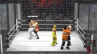 Rated R Championship Match