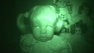 Paranormal Activity at the Roads Hotel: Creepy EVP's from the Haunted Doll Room
