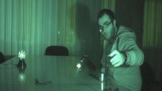 TRANSCOMUNICACION: EXPERIMENTO CON EL GHOST REVERB