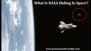 What Is NASA Hiding In Space?