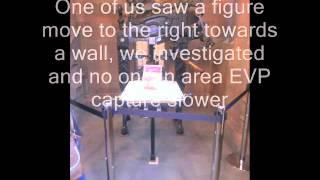 JOHN RYLANDS LIBRARY EVP CAPTURE GHOST VOICE WORSLEY PARANORMAL GROUP