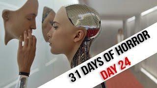 31 DAYS OF HORROR // DAY 24 - Ex Machina (2015)