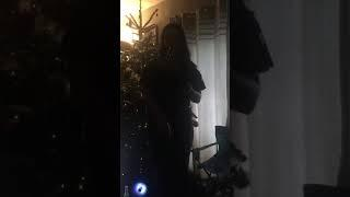 Merry Xmas everyone this is my beautiful daughter singing her cover of travelling soldier