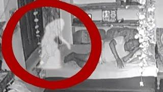 Most Shocking Ghost Sighting | Real Paranormal Activity Caught on CCTV Camera | Real Ghost 2016