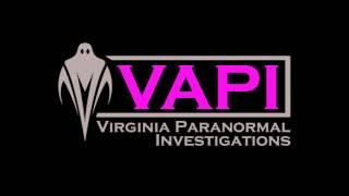 The Ticking Tomb in Landenberg, PA - Virginia Paranormal Investigations