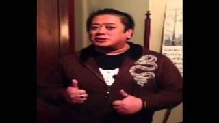 Joe Chin of Ghost Hunters International gives a shout out to the Alabama Paranormal Research Team