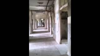 Waverly Hills haunted sanatorium