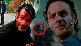 The Walking Dead ¿Los Protagonistas son los Malos?   INCREÍBLE TEORÍA