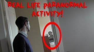 Real Life Paranormal Activity - Part 1 of 6