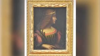 Police seize possible Leonardo da Vinci painting in Switzerland