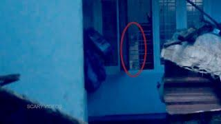 Real Ghost Caught On Camera   Real Ghost Sighting   Ghost In Haunted House   Scary Videos