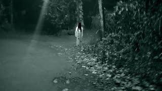 Ghost Captured On Cam - Caught On Mobile From A Forest Road