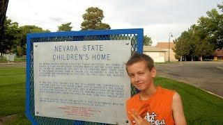 "NV State Orphan's Home aka Sunny Acres - Part 3 ""State Historic Marker 72"""