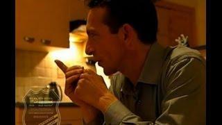 Apparition fantôme , ombre noire pendant une investigation paranormale