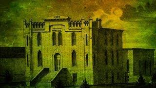 Devils Night Haunted Old Jail.
