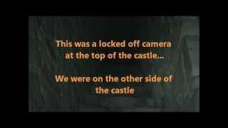 Real Ghost Cough at Haunted Ewloe Castle