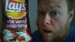 Review The Bacon Wrapped Jalapeño Popper Chips