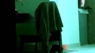 Real ghost caught in video   paranormal tape ghost hunting