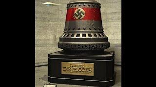 NAZI BELL TIME MACHINE PARTICLE ACCELERATOR TIME MACHINE WORM HOLES