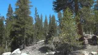 "Bennettville California Part 4 - ""Traversing Towards The Old Tioga Mine"""
