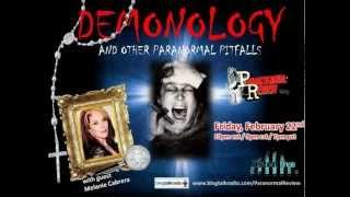Paranormal Review Radio - Demonology & Other Paranormal Pitfalls