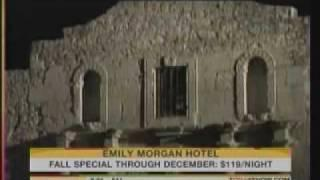 Haunted Hotels as seen on NBC's Today Show - 10/25/09