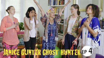 "Janice Gunter Ghost Hunter | Episode 4 ""Psychic Development Class"""