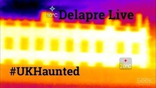 Delapre Abbey Live Ghost Hunt
