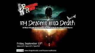 Paranormal Review Radio - Descent Into Death w/Howard Storm