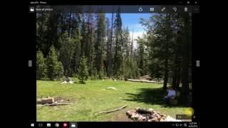 Bigfoot Sighting near Wishon Reservoir! June, 2016. Paranormal Central®