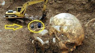 Giant Human Skeletons found all over the World