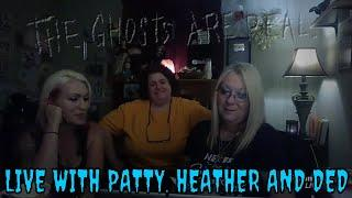 LIVE WITH THE PARANORMAL GIRLS!