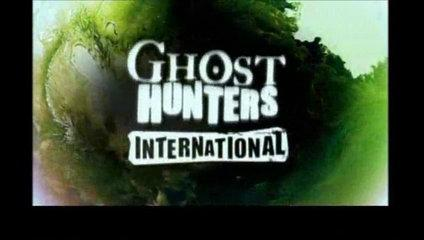Ghost Hunters International [ Le fantôme d'Hitler ]