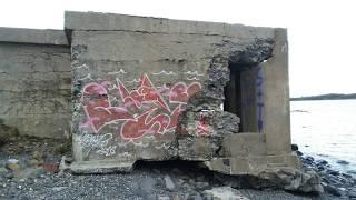 Point Pleasant Park  abandoned bunker