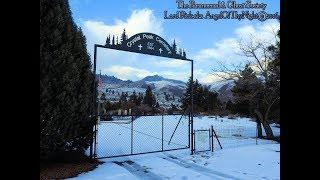 Old Verdi & Crystal Peak Pioneer Cemetery - A Brief Introduction To What Once Was