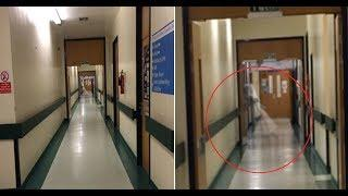 Unexpected Ghost Shadow Caught on Camera From Haunted Hotel in Japan! Scary Videos 2017