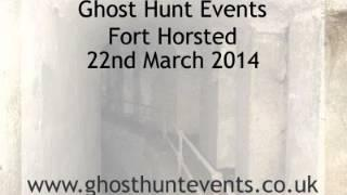 Fort Horsted Real ghost voice EVP 22-3-2014 (2)