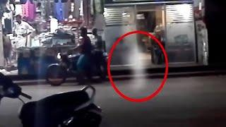 Paranormal Activity Of Ghost Wandering Caught On Camera!! Ghost Videos