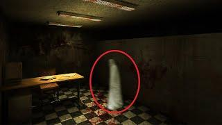 Hospital CCTV Captures Real Ghost Outside Mortuary   Ghost Caught On CCTV   Scary Videos