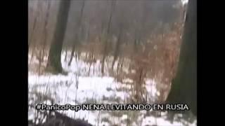 #PanicoPop NENA LEVITANDO EN RUSIA - VIDEO REAL