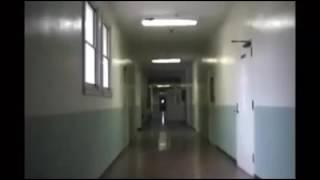 Fantasma captado en un  hospital psiquiatrico