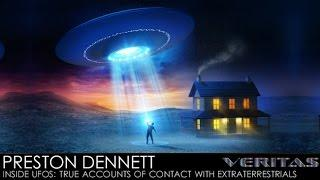 Veritas Radio - Preston Dennett - Inside UFOs: True Accounts of Contact with Extraterrestrials