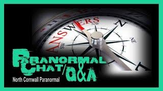 LIVE Ghost Hunting Paranormal Talk and Q & A #2
