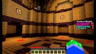 Minecraft - Ghost Hunters MiniGame