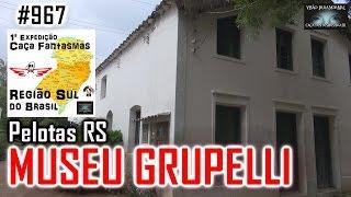 Museu Grupelli - Caça Fantasmas Brasil - #967