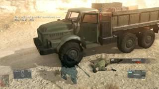 metal gear solid v missions and events