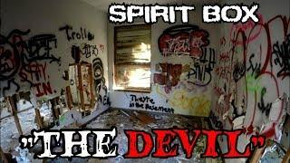 Talking To Ghosts At Abandoned Hospital Facility (DARK and FUNNY Spirit Messages) ITC Research