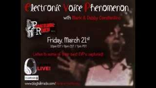 Paranormal Review Radio: Electronic Voice Phenomenon w/Mark and Debby Constantino