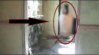 Scariest ghost attack ever filmed: Man get possessed after Ghost attack , Ghost caught tape