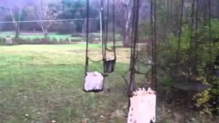 Lake Shawnee Amusement Park Swing Moves - tinkerbell41484